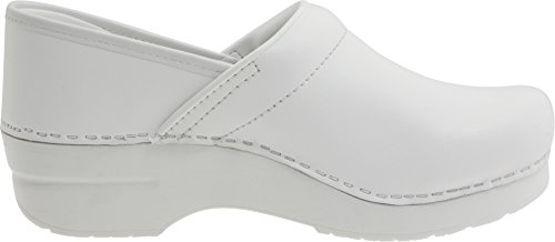 Dansko Women's Professional White Box Clog 6.5-7 M US