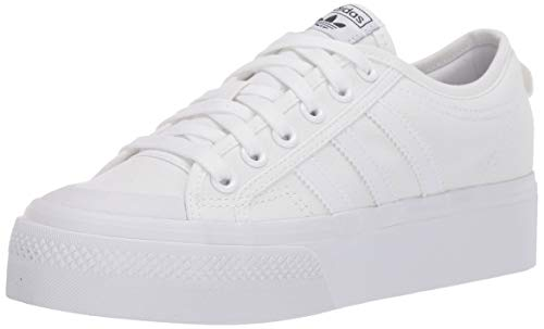 adidas Originals Womens Nizza Platform Sneaker,...