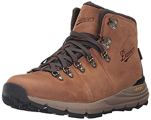 Danner mens Mountain 600 Full Grain Hiking Boot, Rich Brown...