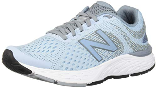 New Balance Women's 680 V6 Running Shoe, Air/Reflection, 5 W...