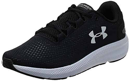 Under Armour Men's Charged Pursuit 2 Running Shoe, Black...