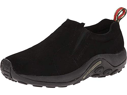 Merrell Men's Jungle Moc Slip-On Shoe,Midnight,7.5 M US