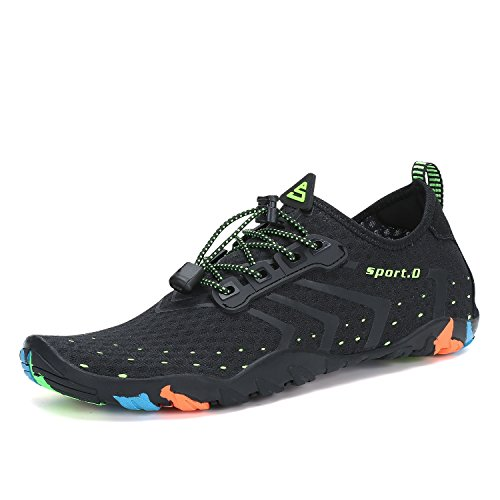 Mishansha Mens Womens Water Shoes Quick Dry Barefoot for...
