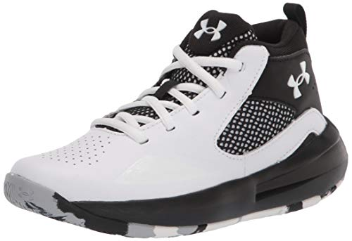 Under Armour unisex child Grade School Lockdown 5 Basketball...