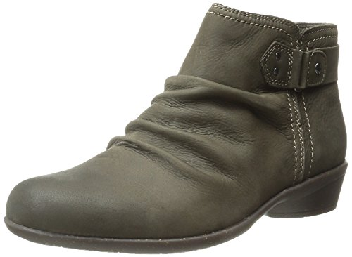 Rockport Cobb Hill Women's Nicole Boot, Spruce, 6.5 M US