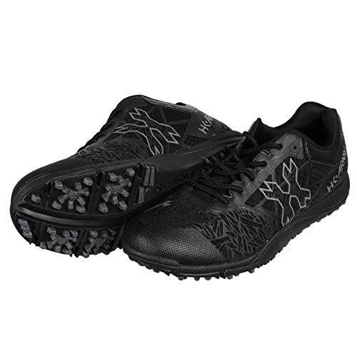 HK Army Shredder 2.0 Paintball Cleats - Black/Black - Size...