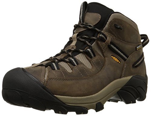 KEEN Men's Targhee Ii Mid Waterproof Hiking Boot,...