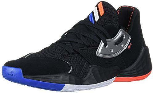adidas Men's Crazy X 4 Basketball Shoe, Core Black/Silver...