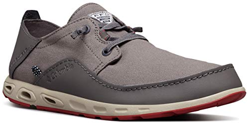 Columbia PFG Men's Bahama Vent Relaxed Laced Boat Shoe, City...