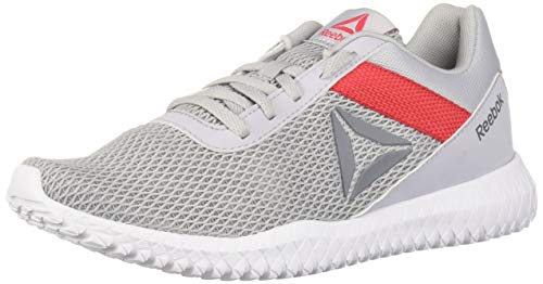 Reebok Women's Flexagon Energy TR Cross Trainer, Grey/Pink,...