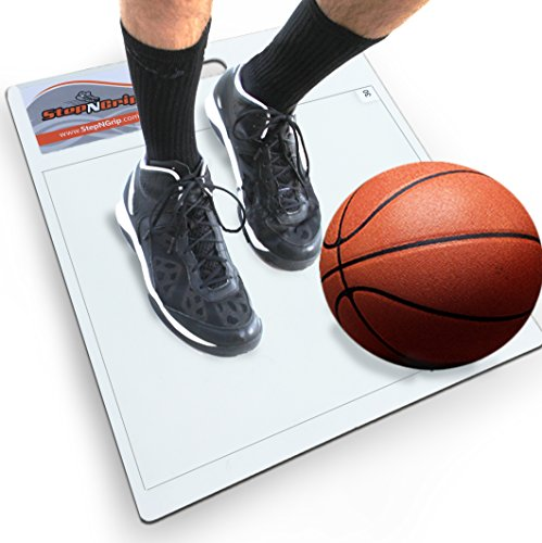 StepNGrip Model Courtside Shoe Grip Traction Mat - Basic...