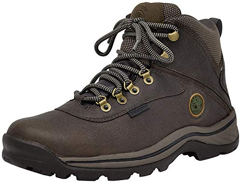 Timberland White Ledge Men's Waterproof Boot,Dark Brown,10.5...