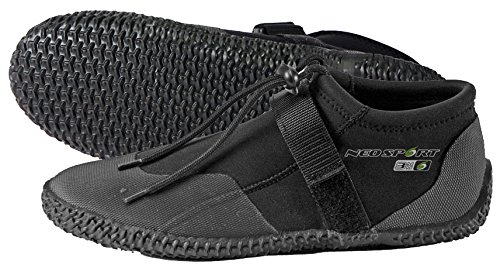 NeoSport Wetsuits Paddle Low Top Boots, 10 - Water Shoes,...