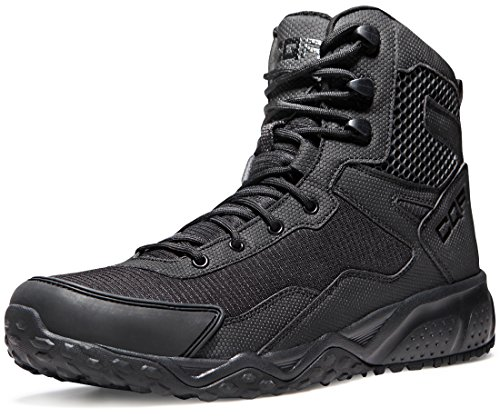 CQR Men's Military Tactical Boots, Water Repellent...