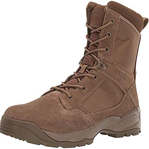 5.11 Men's ATAC 2.0 8' Tactical Side Zip Military Boot,...