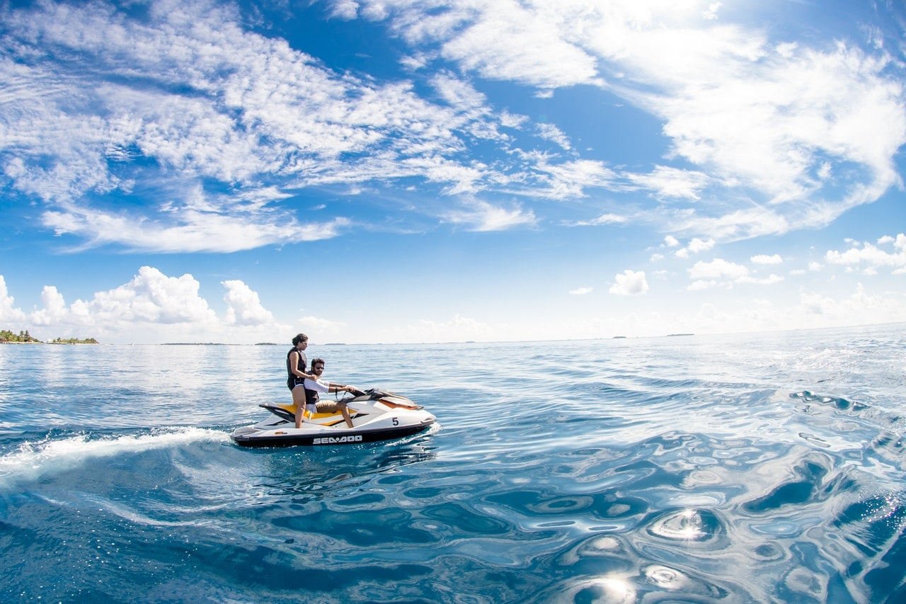 best shoes for jet skiing