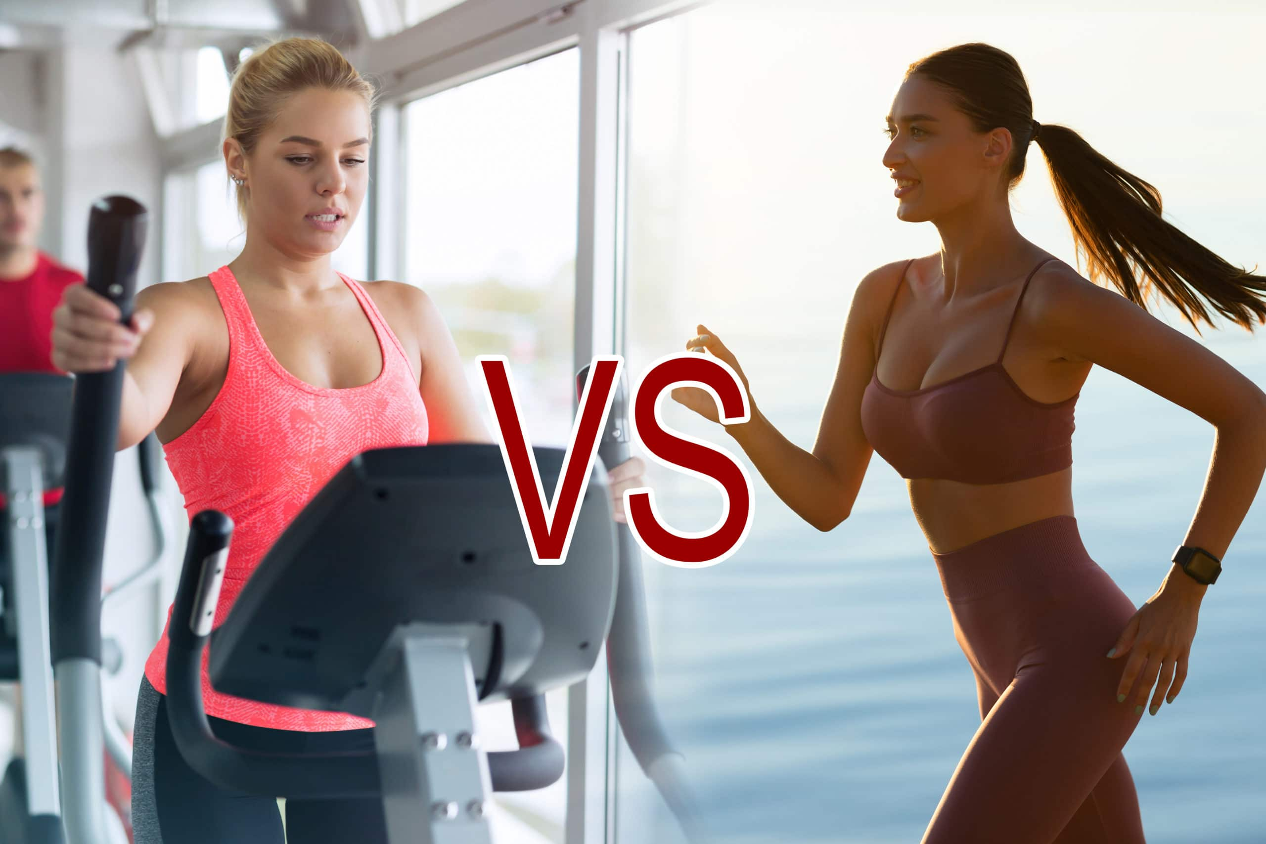 ELLIPTICAL VS RUNNING